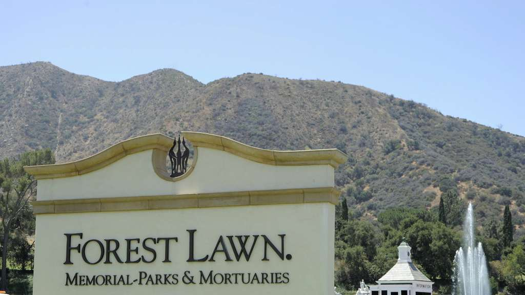 Forest Lawn Friedhof