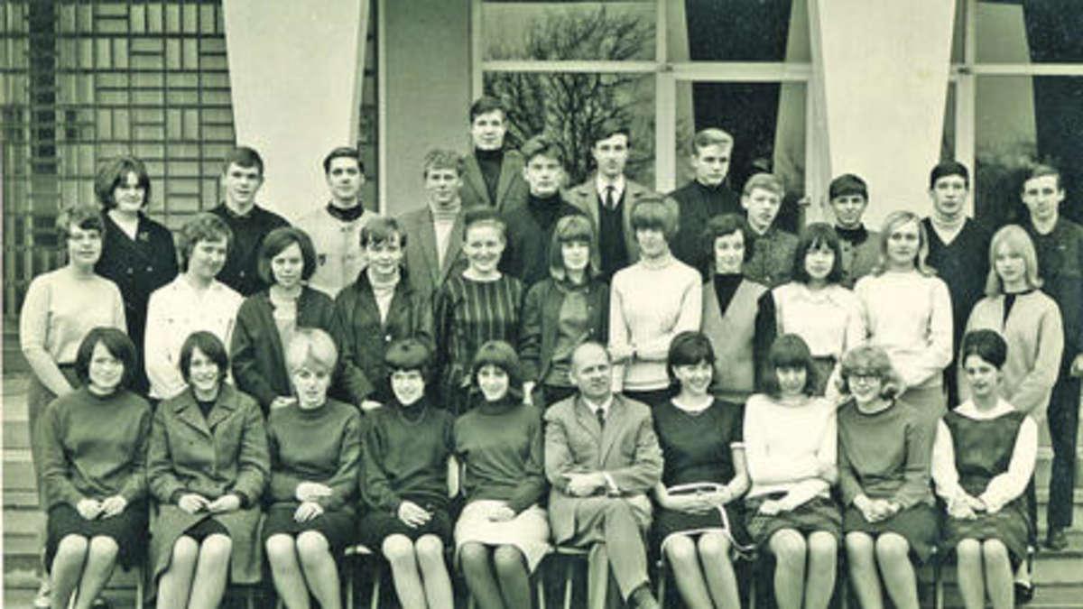 fritz reuter schule bad bevensen 1966 stadt uelzen. Black Bedroom Furniture Sets. Home Design Ideas