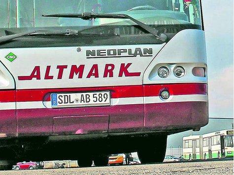 Bus Streik Morgen