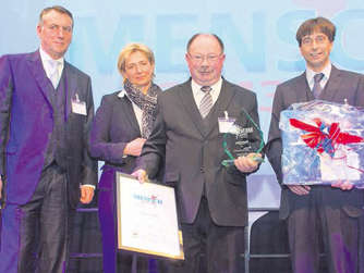 Horst Schulz wird Mensch 2013   Stadt Uelzen