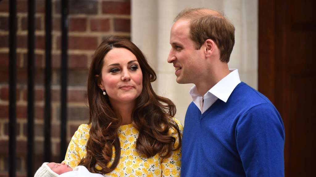 Royal Baby II