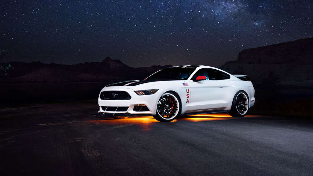 Mustang Apollo Edition 2015