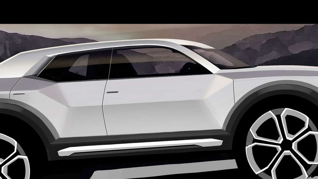 Audi Q1 rollt 2016 an den Start.