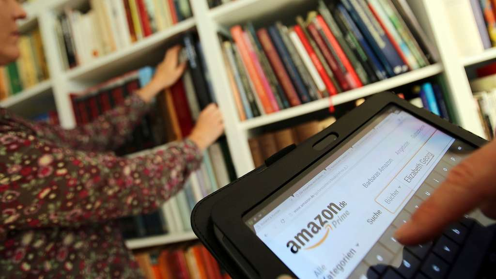 Amazon, Buchladen