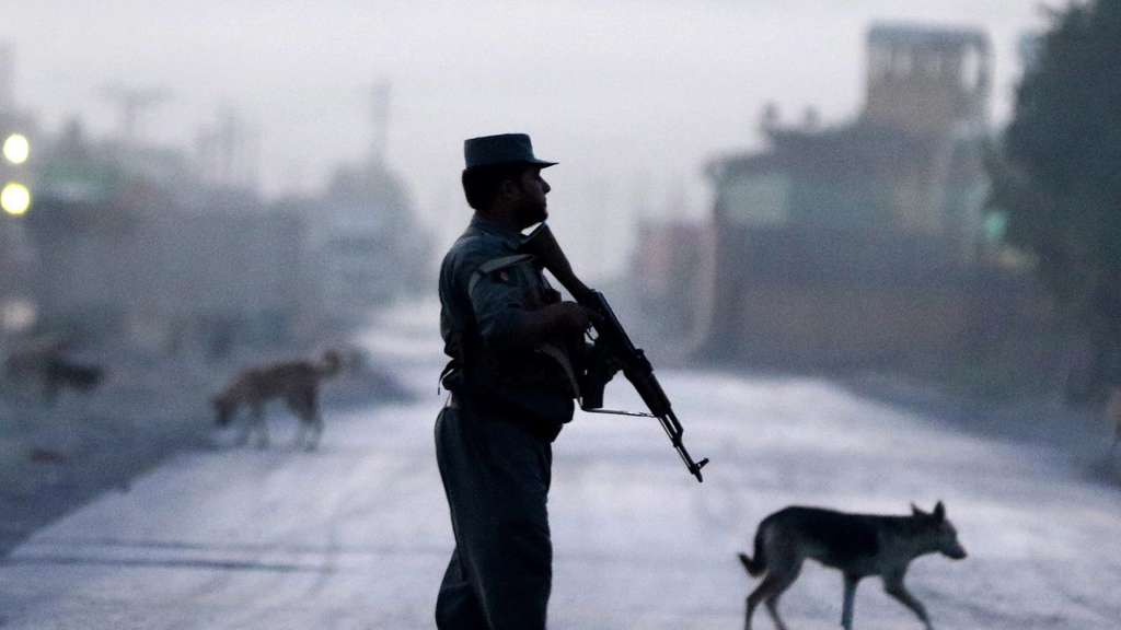 Taliban attack guest house in Kabul