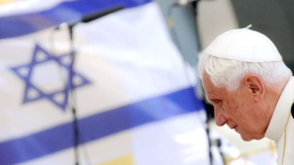 Papst Israel