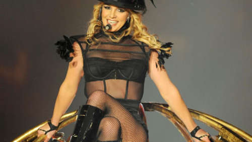 Britney Spears: Periode versaut Foto-Shooting