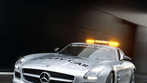 Sexy, sicher, Safety Car