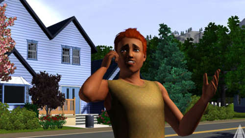 Screenshots: Die Sims 3