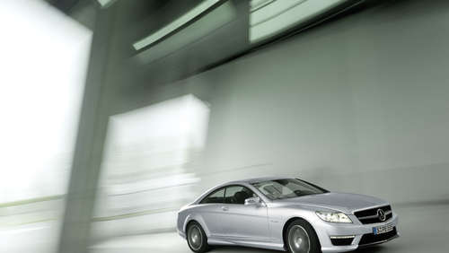 Mehr Performance: Der Mercedes CL 63 AMG