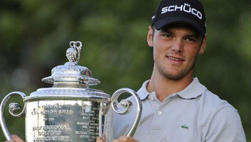 Sensation durch Martin Kaymer