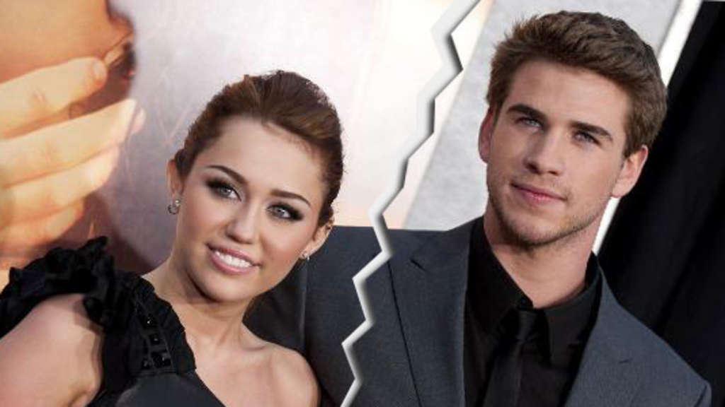 Miley Cyrus Liam Hemsworth Trennung