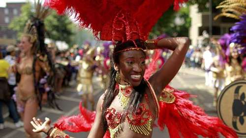 Notting Hill Carnival in Bildern