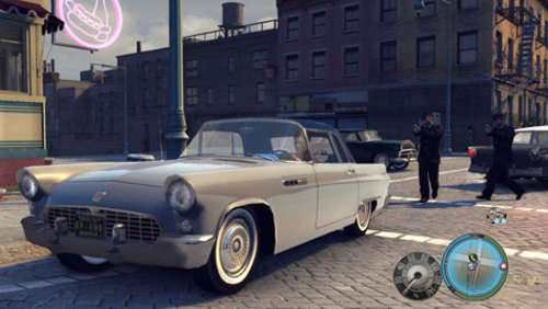 Screenshots aus Mafia 2