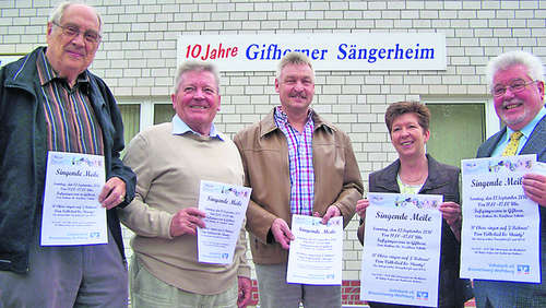 Singende Meile in Gifhorn