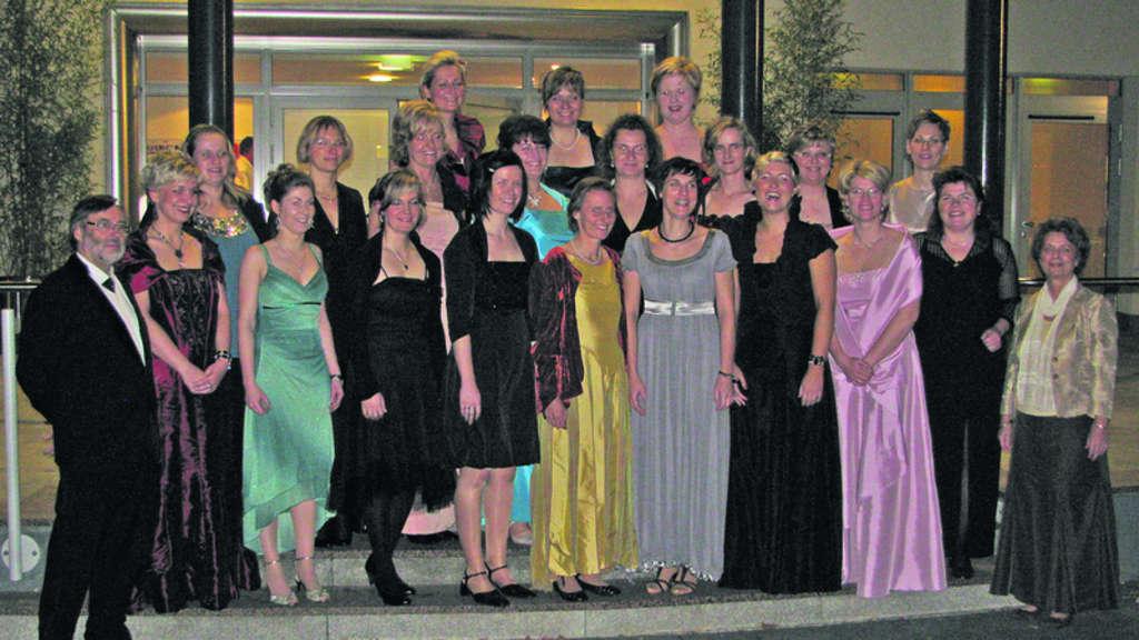 Konzert In St Marien Und Ball Im Kulturhaus Zum Jubilaum