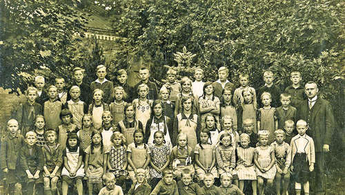 Volksschule Ostedt 1932