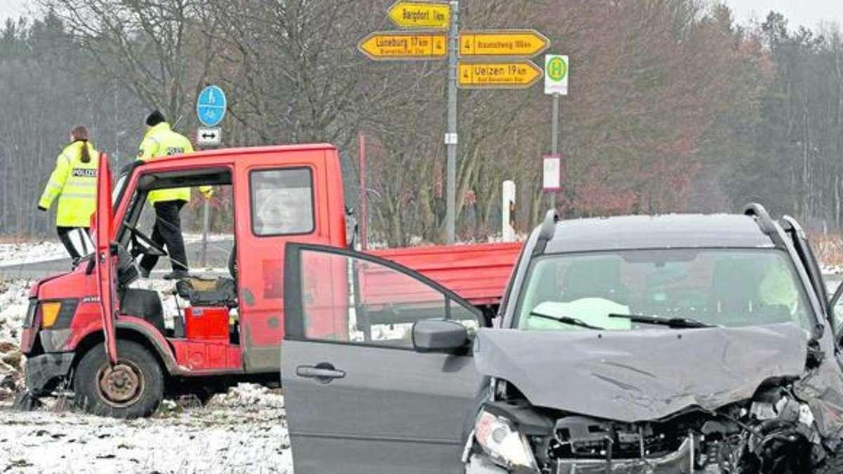 Schwerer Unfall Gestern
