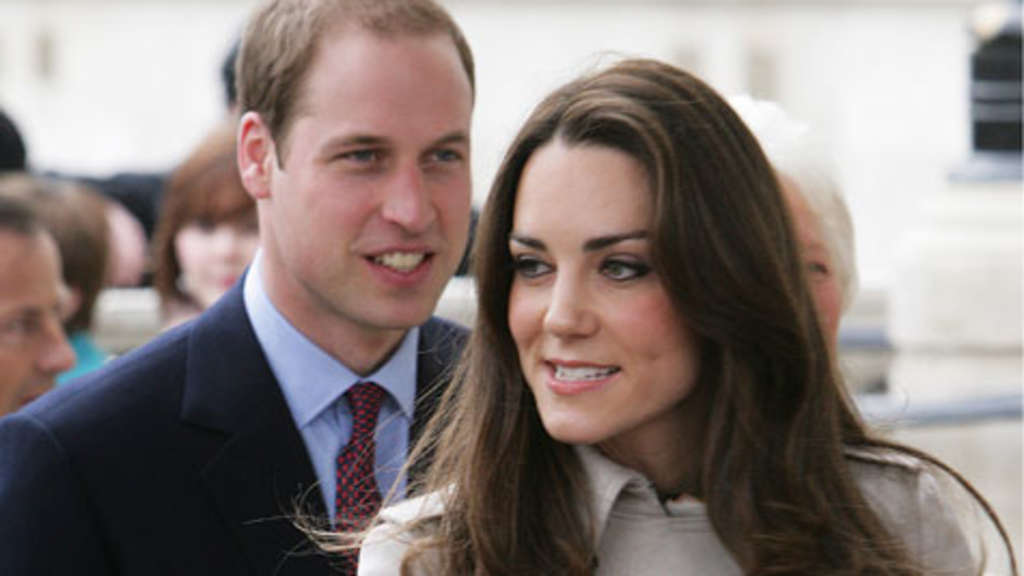 Kate Middleton Prinz William