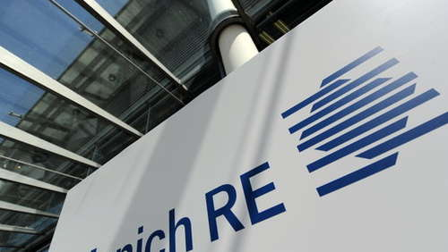 Munich Re: Sex-Party