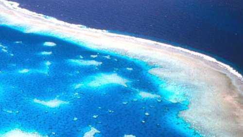 Boot vergisst Touristen am Great Barrier Reef