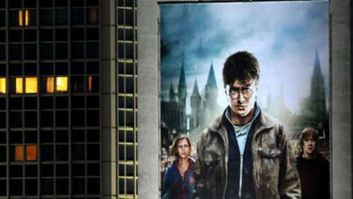Rekord: Harry Potter besser als Batman