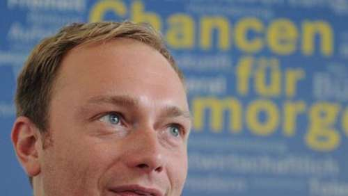 Christian Lindner heiratet