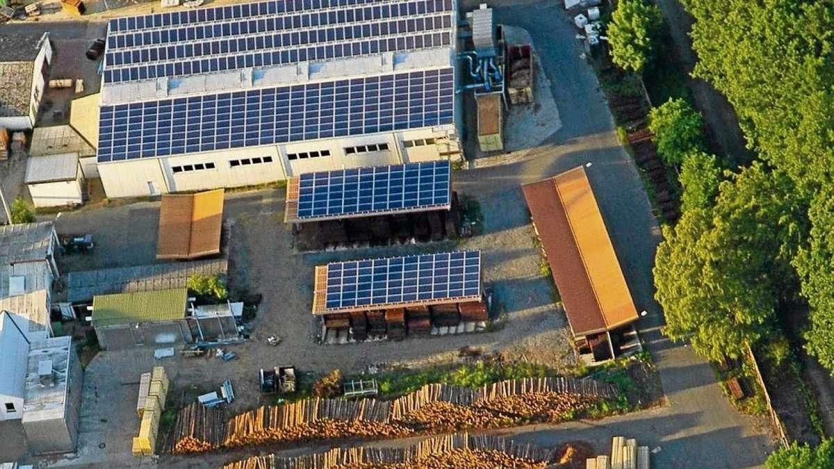 """Größte Solar Anlage in der Region"""""""