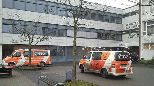 Gasalarm in Oldenburger Schule