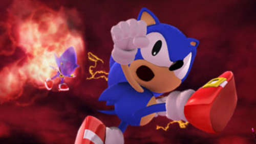 Screenshots aus Sonic: Generations