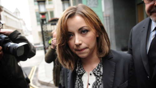 600.000 Pfund für Charlotte Church