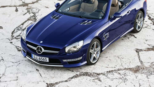 Luxus-Roadster: Mercedes SL mit 630 PS