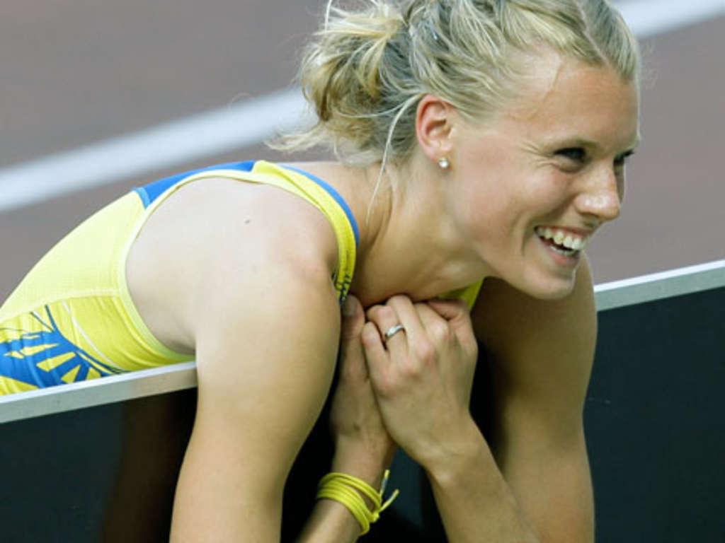 nackten weiblichen olympia athleten playboy