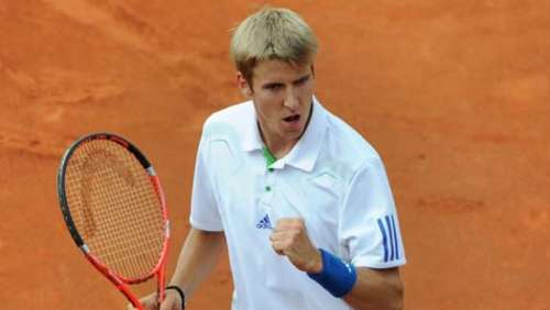 French Open: Youngster Stebe in zweiter Runde