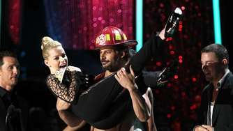 MTV Movie Awards 2012: Die besten Bilder