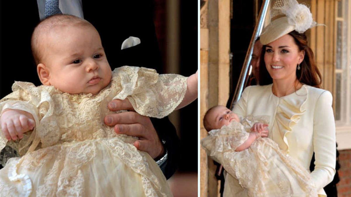 Kate Middleton Bei Taufe Von Prinz George Gibt Es Alten