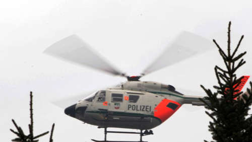 Suche per Helikopter