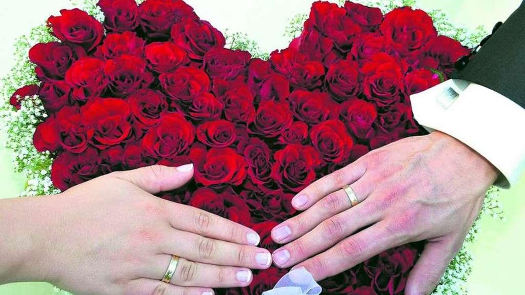 Online-Eheschließung