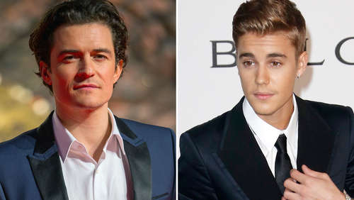 Video: Orlando Bloom attackiert Justin Bieber