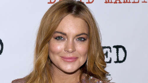 Lindsay Lohan will in London bleiben