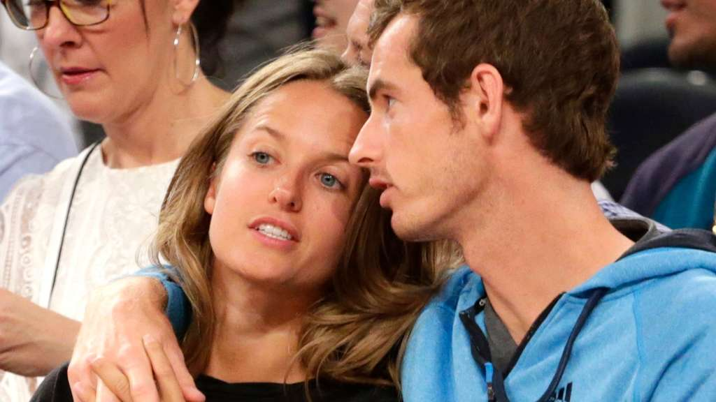 Andy Murray, Kim Sears