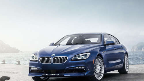 Hübsches Ding! BMW Alpina B6 xDrive Gran Coupe