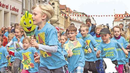 Ramelow-City-Lauf: 120 Kinder gehen an den Start