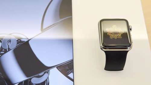 «Wall Street Journal»: Problem mit Bauteil bei Apple Watch