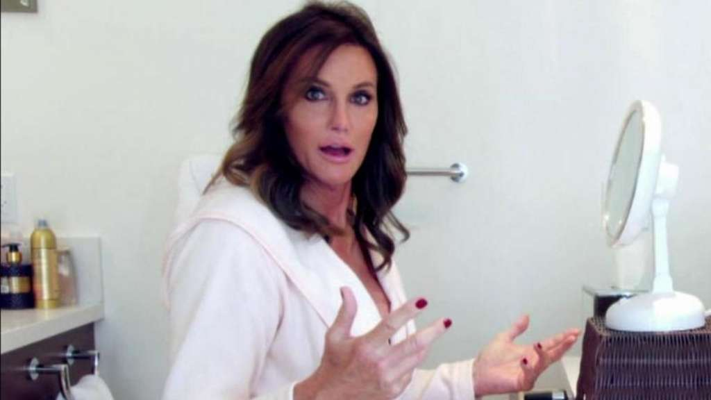"Caitlyn Jenner in der Dokuserie ""I am Cait"". Foto: E! Entertainment"