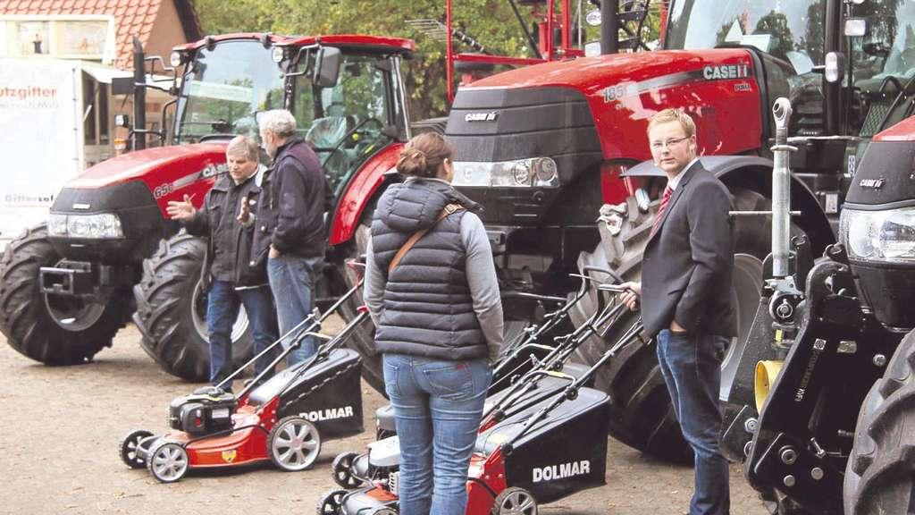 Hankensbüttel 39 Gewerbeschau Lockt Rund 3000 Besucher Zum