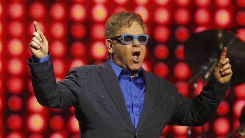 Sir Elton John – in Uelzen...