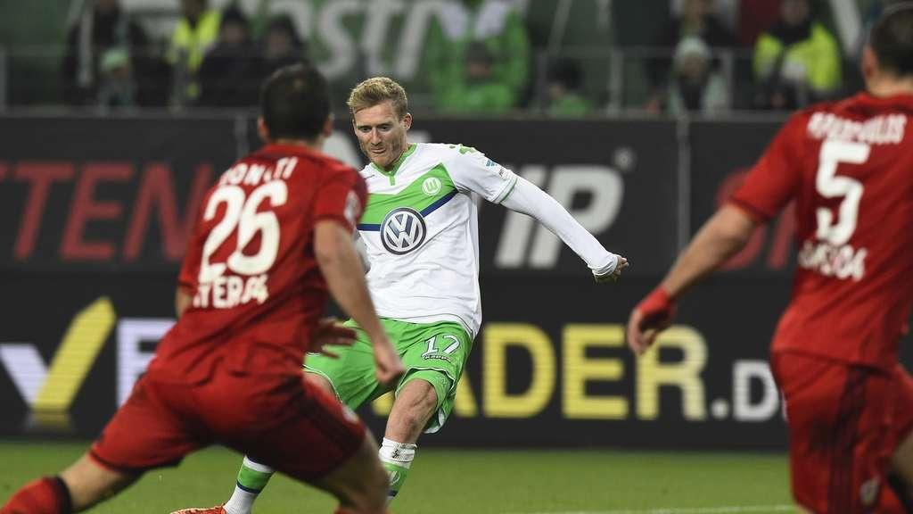 El Wolfsburgo gana el duelo más interesante de la jornada al Leverkusen