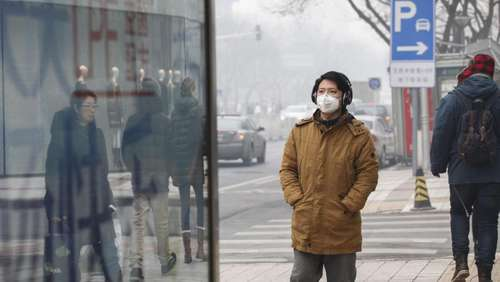 Smog-Rekorde in China: