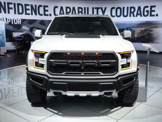 Ford F-150 Raptor SuperCrew.